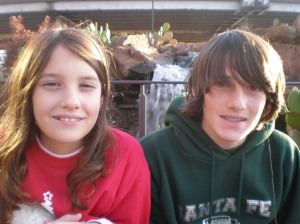 Cameron and Cory